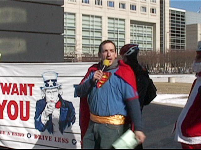 Superman has spoken