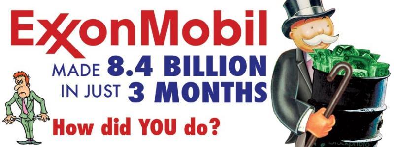 ExxonMobil made billions - How did YOU do?